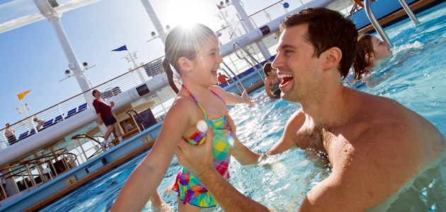 Create family memories that will last a lifetime in our distinctive Disney pools.