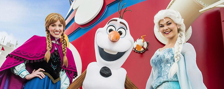 Magical Frozen Summer Fun