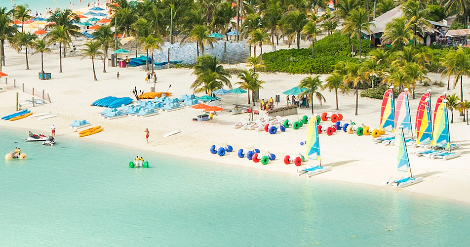 Caribbean and Bahamas Cruises | Disney Cruise Line®