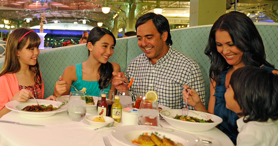 Dining Options On Your Disney Cruise