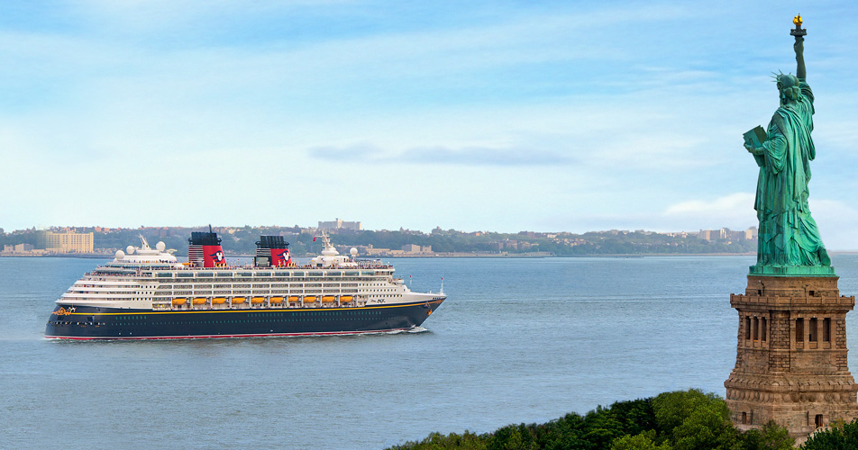 Flights to New York | Disney Cruise Line®