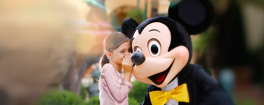 New Signature Packages - Celebrate Special Occasions at Disneyland Paris