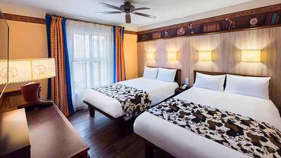 Hotel Cheyenne Wyoming-room