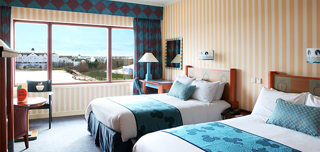 disney 39 s hotel new york disney hotels disneyland paris. Black Bedroom Furniture Sets. Home Design Ideas
