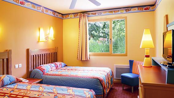 Disney Movie Themed Hotel Rooms