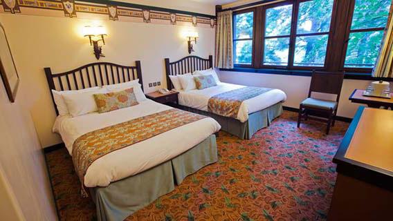 Disney Hotel Rooms Paris