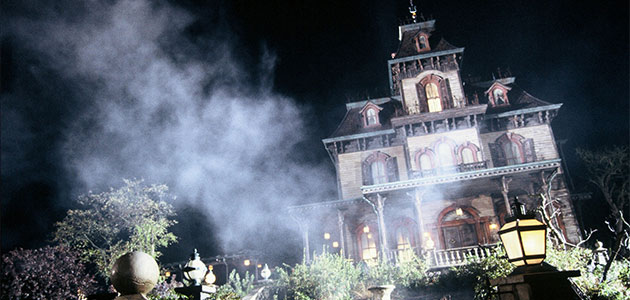 Ghost and Ghouls await at Phantom Manor