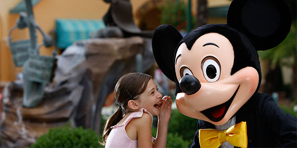Meet Mickey Mouse and many more stars of the silver screen