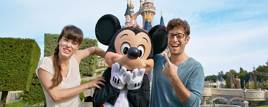 2 Disney Parks full of never-ageing fun