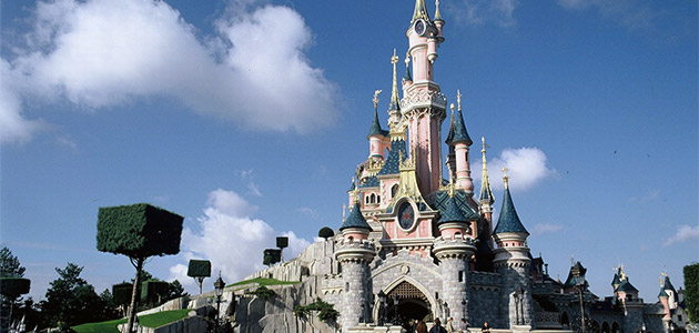 Discover the enchantment of Sleeping Beauty's Castle