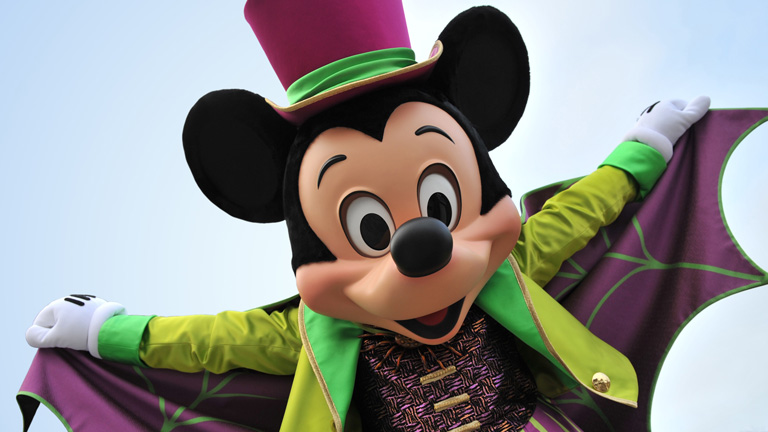 Disney's Halloween Festival at Disneyland Paris   Disneyland