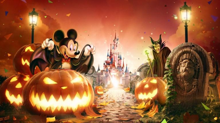 Halloween In Disneyland 2019.Disney S Halloween Festival At Disneyland Paris Disneyland