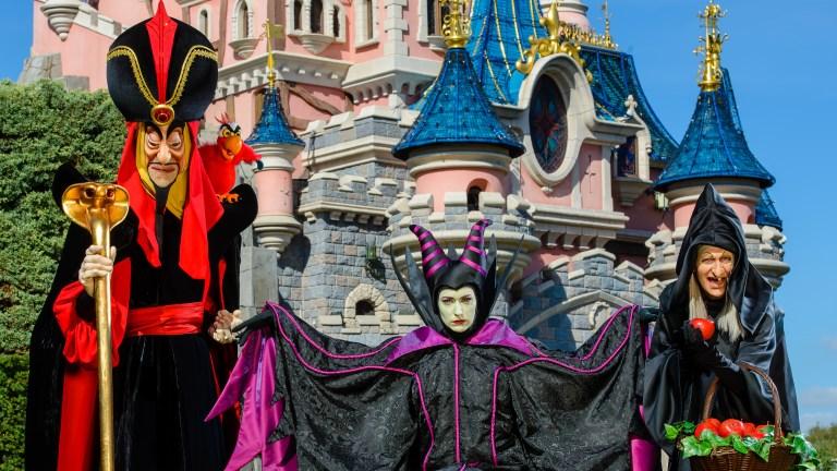 Halloween Disney Villains.Disney S Halloween Festival At Disneyland Paris Disneyland Paris