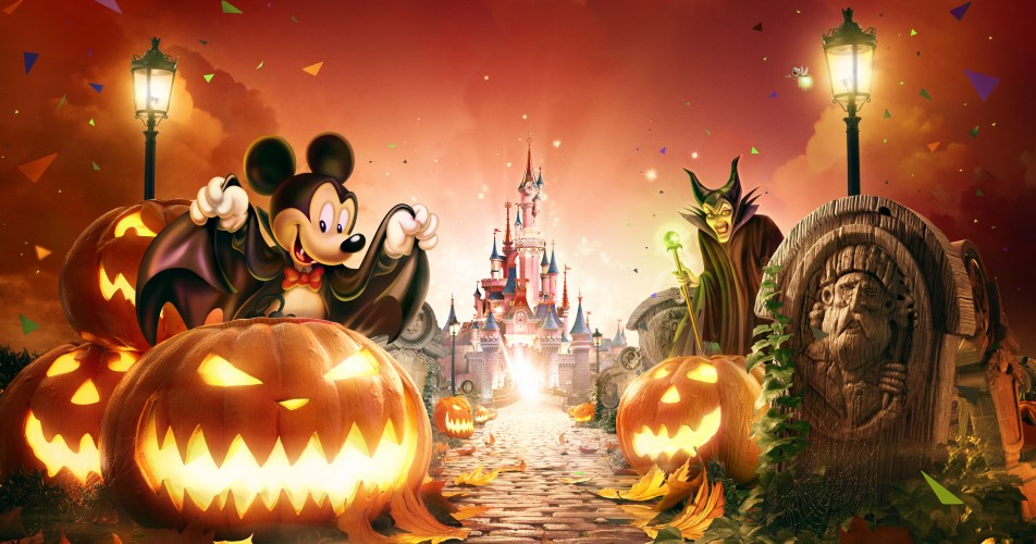 Disneyland Paris Halloween Party 2018.Disney S Halloween Festival At Disneyland Paris Disneyland