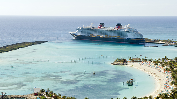 Disney's private island, Disney's Castaway Cay