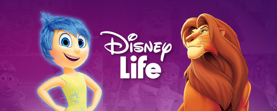 DisneyLife - Enjoy a 12-month subscription to DisneyLife with 2018 packages!