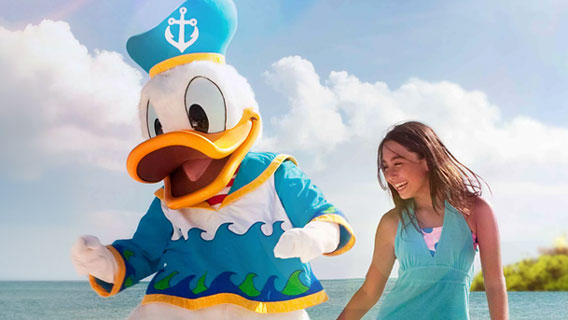 Cruise & Stay Offer - Enjoy Walt Disney World and a 4-Night Cruise from £92pppd!