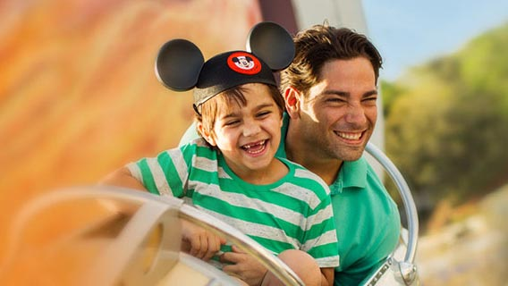 Summer Holiday Package - Disney Springs Resort Area Hotel and Ticket Package from £553pp!