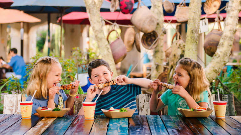 Disney Quick-Service Dining Plan   Walt Disney World