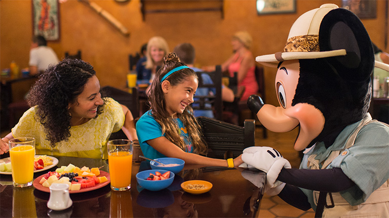 Disney Restaurants Dining Plans For Kids Walt Disney