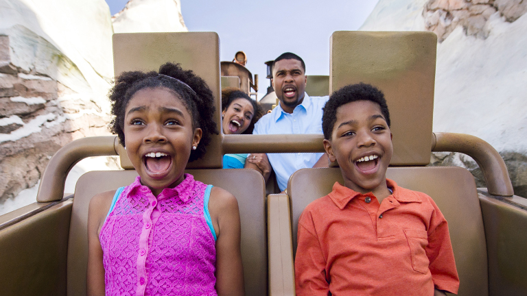Disney Theme Parks | Walt Disney World® Official Site