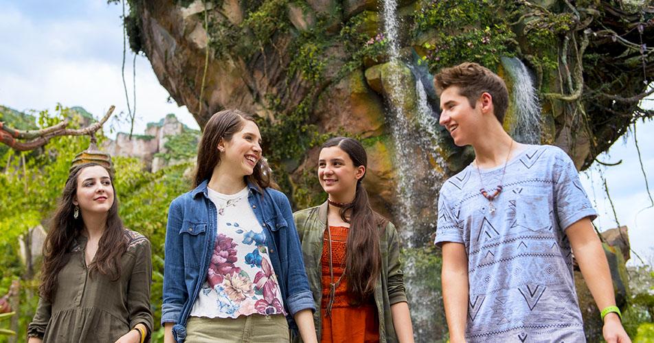 Teenage Friendly Holidays To Disney World Walt Disney