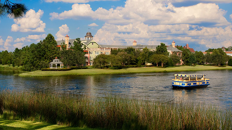 Saratoga Springs at Walt Disney World