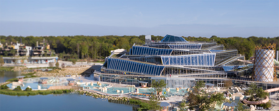Villages Nature Paris - Relax at a Disney Nature Resort in Spring 2021