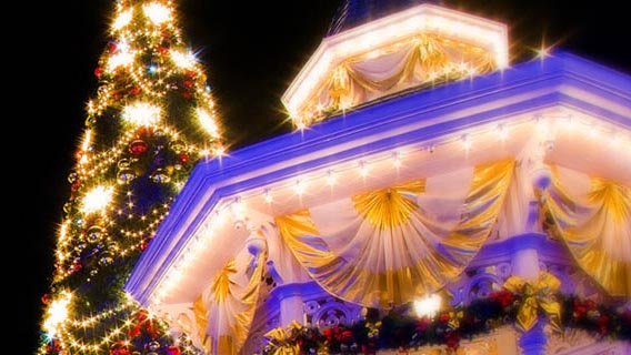 Enjoy Magic Next Winter - Discover Festive Wonder at the Disney Parks