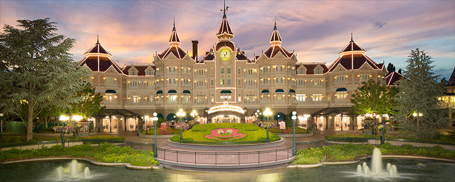 Disney Paris Hotels Special Offers