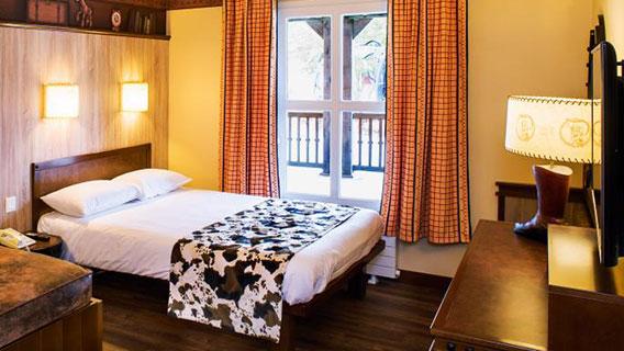 Cheyenne Hotel Disneyland Paris Rooms
