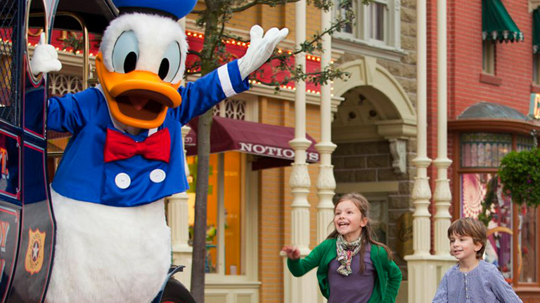 Pin Disneyland Paris Mickey Americana Legend OE