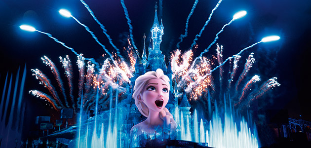 Join Elsa, Anna and friends on an enchanting journey from 11th January 2020 to 3rd May 2020.