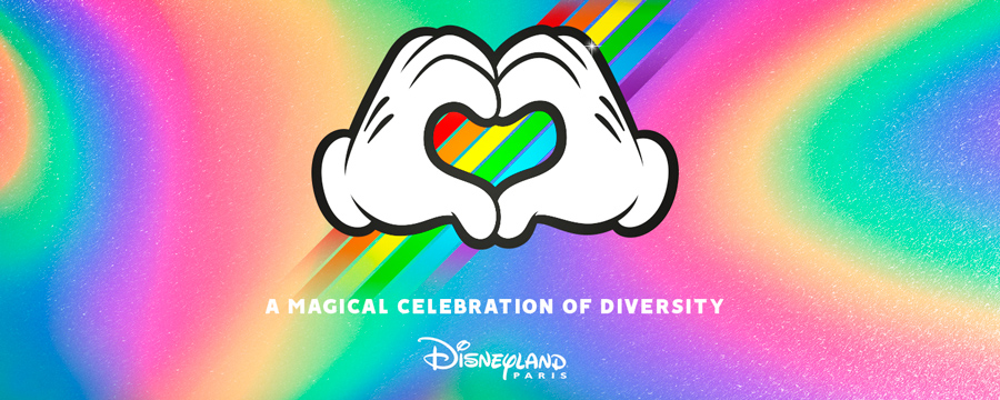 Disneyland Paris Pride