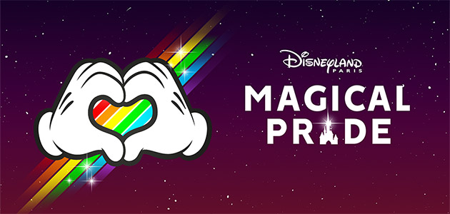 Shine with the joy of diversity at Magical Pride.