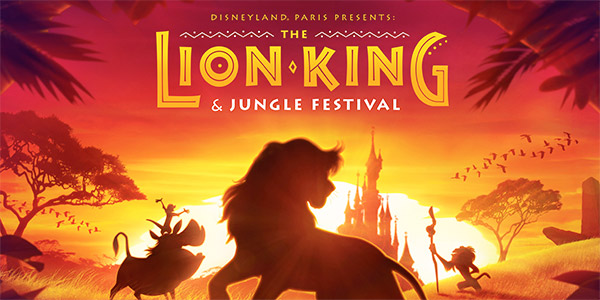 Roar with delight for The Lion King & Jungle Festival.