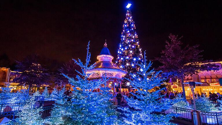 Disney S Enchanted Christmas Disneyland Paris