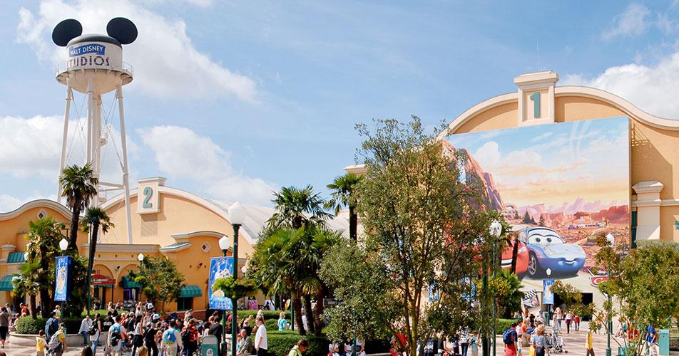 Walt Disney Studios Park Disneyland 174 Paris