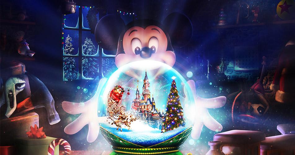 Disneyland Christmas 2021 Disney S Enchanted Christmas Disneyland Paris