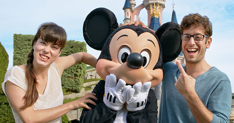 Grown Up Kids Disneyland 174 Paris